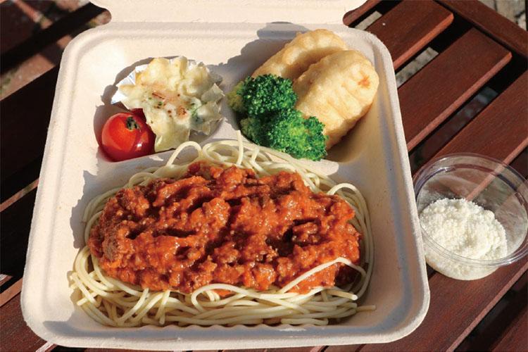 パスタBOX ミートソース Pasta box Meat sauce
