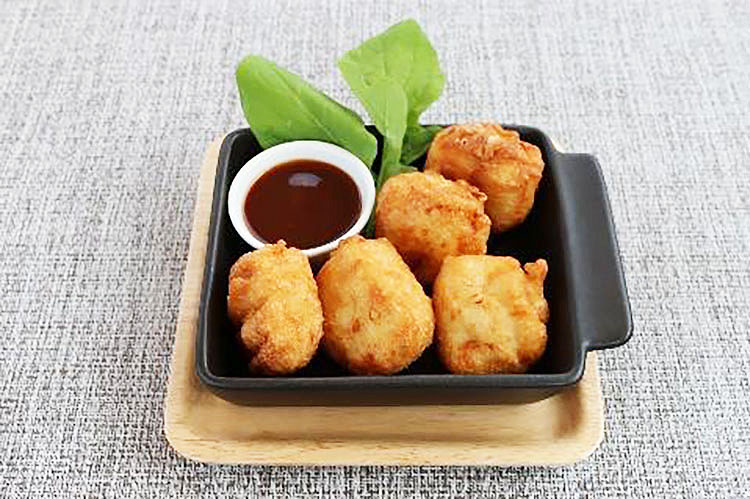 国産鶏の 自家製 ナゲット (5P) Domestic chicken homemade nuggets